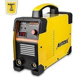 AUTOOL ARC IGBT Poste à Souder 20-160Amp Inverter, AC 110V/220V Machine de Soudage électrique Portable