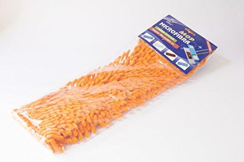 GIRM® Panno Ricambio in Micro-Fibra,Super Pulizia per lavapavimenti Mop 35x50cm. Confezione da 3 Pezzi.