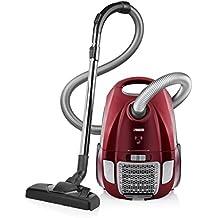 Aspirador Princes 333001 Power Deluxe – Aspirador con bolsa para polvo – Clase AAA
