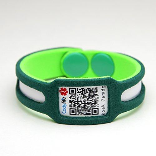 pulsera-identificativa-codylife-kids-brazalete-de-goma-eva-dotado-con-codigo-qr-y-espacios-en-blanco