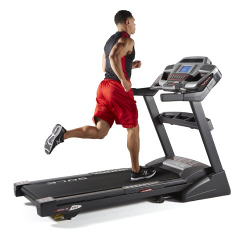 Sole Fitness F63 Treadmill with service centres all over India