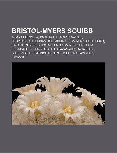 bristol-myers-squibb-infant-formula-paclitaxel-aripiprazole-clopidogrel-emsam-ipilimumab-efavirenz-c