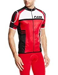 Nalini Maillot Ciclismo Ergo Rojo S