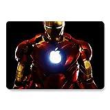 VAESIDA Marvel Comics Avengers, MacBook Pro 15' Coque Rigide en Plastique Lisse au Toucher Doux avec Barre Tactile 2016/2017/2018