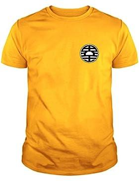 The Fan Tee Camiseta de Niños Dragon Ball Son Goku Anime Vegeta Piccolo Akira Toriyama