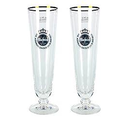 Warsteiner Gläserset - 2x Tulpen 0,25l