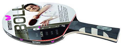 Butterfly 85025 Tischtennis-Schläger TIMO BOLL platin NEU/OVP