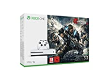 Xbox One S 1Tb + Gears of War 4 [Bundle Limited]