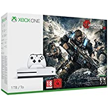 Xbox One S 1 TB + Gears Of War 4 [Bundle Limited] [Importación Italiana] - Demo Bundle