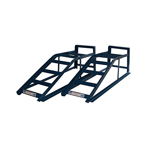 Cougar 2.5 Tonne Ramp Wide Pair Car Maintenance Lifting Equipment Ramps CAR RAMPS 2.5 TONNE C