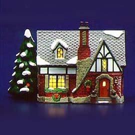 Department 56 Schnee Village Oak Grove Tudor