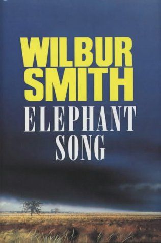 Book cover for Elephant Song