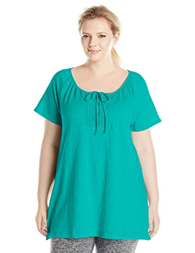 Just My Size - Chemisier Femme Eco Teal