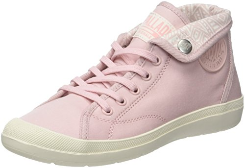 Palladium Aventure F Baskets Femmes, Rose (Lotus/Marshmallow L77) 38 EU