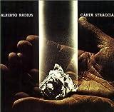 Songtexte von Alberto Radius - Carta straccia