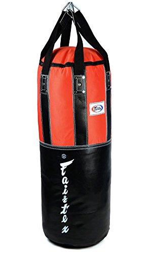 Fairtex HB3Extra große Leder schwere Tasche ungefüllt
