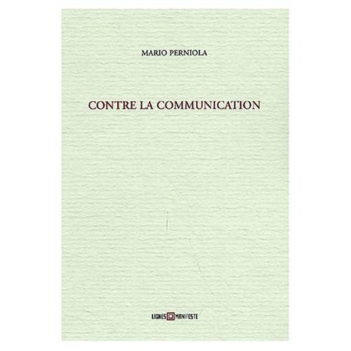 Contre la communication