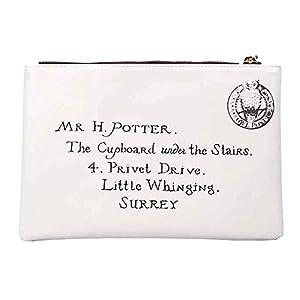 Warner Bros Harry Potter – Bolsa de viaje, diseño de letras de Harry Potter