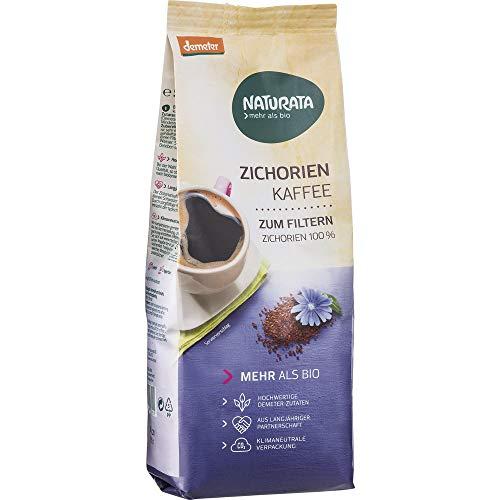 Naturata Bio Zichorienkaffee zum Filtern (2 x 500 gr)