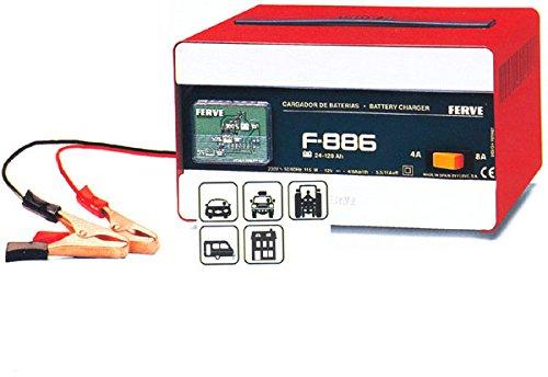FERVE - Cargador Bateria 24-95 Ah - 12 V