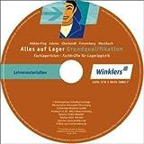 Alles auf Lager, Grundqualifikation, CD-ROM Lehrermaterialien
