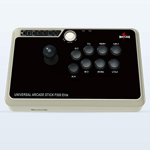 Mayflash Arcade Stick F500 Elite para PS4 / PS3 / XBOX ONE / XBOX ONE S / XBOX 360 / XBOX ONE X / PC / Android / Switch / NEOGEO mini