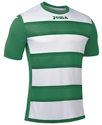 Joma Europa III T-Shirt, Herren, Herren, Europa III weiß/grün