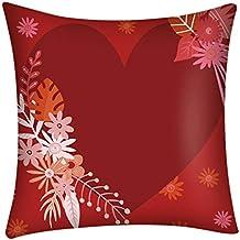 Cojines pillow Fundas Protectores Cojines y accesorios Decoración del hogar Hogar y cocina,Imprimir Funda