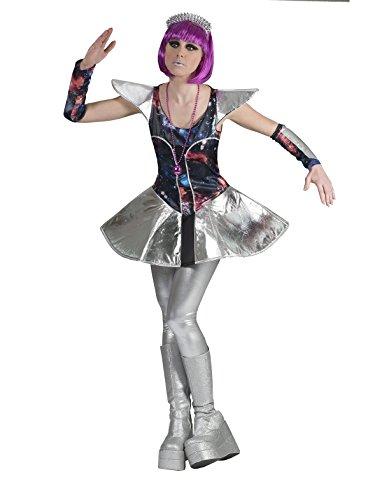 Pierro´s Kostüm Space Girl Leia Damenkostüm Größe 40-42