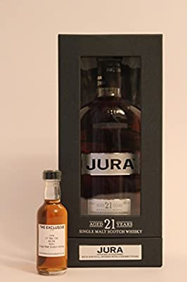Jura - 21 Year Old - 44.0% - *50ml Sample*