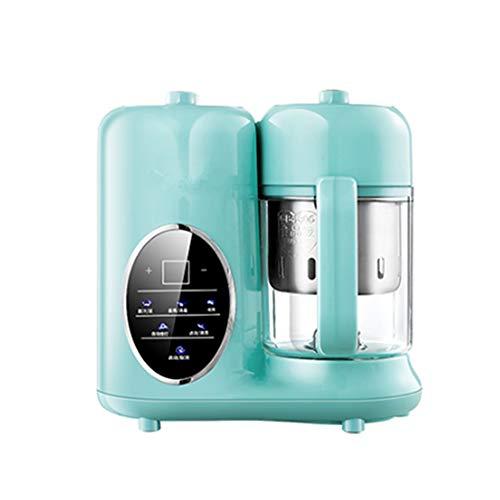 ZPF Baby Food Maker, 220V-50Hz Procesador de Alimentos Blender Grinder Steamer Máquina de Molinos Multifuncional Saludable, para bebés Niños pequeños Paciente Anciano
