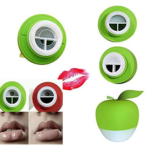 JMung Lip Vakuumpumpe Für Volle Lippe Apfel