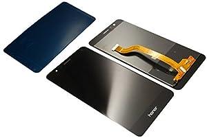 Original Huawei Honor 8 LCD Display Touch Screen Front Glas Scheibe Cover Klebestreifen black/schwarz