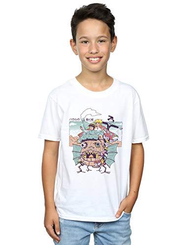 Vincent Trinidad Jungen Shonen Magic T-Shirt Weiß 12-13 Years