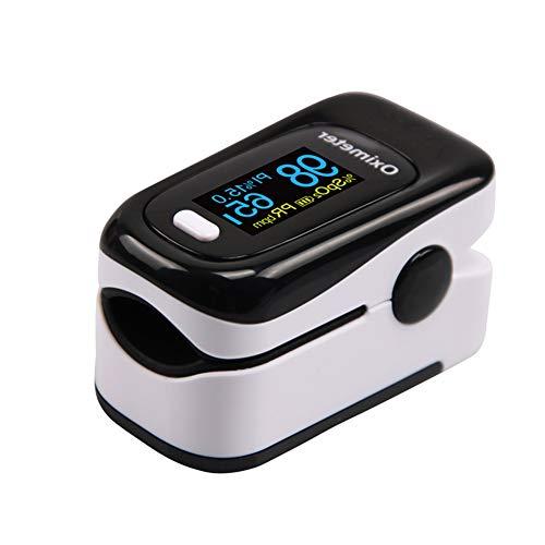 Yiwa - Oximetro digital pulso grabador pulso dedo