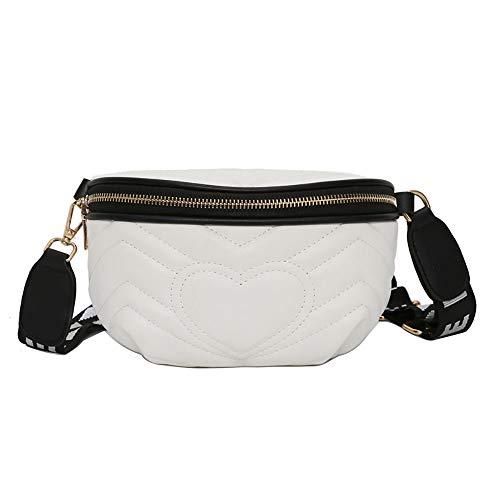 9ddfa81cf096 Gusspower Riñoneras Mini Bolso de Cintura Multifunción de PU Bolsa de  Cinturón para Mujeres Niñas Bolsa