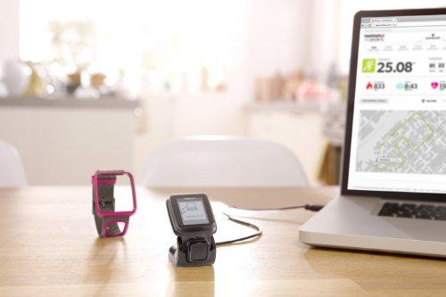 TomTom Runner GPS Laufuhr, schwarz, One size -