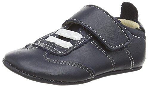 old-soles-kick-shoe-pantuflas-de-aprendizaje-de-cuero-bebe-ninas-color-azul-talla-17