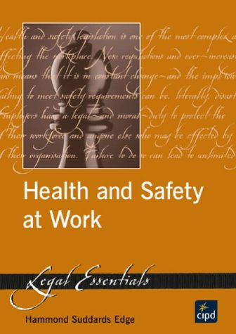 Health and Safety (Legal Essentials S.) por Judith Firth