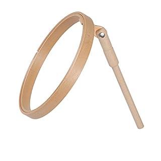 Elbesee 20 cm Wood Hoop & Stalk 8