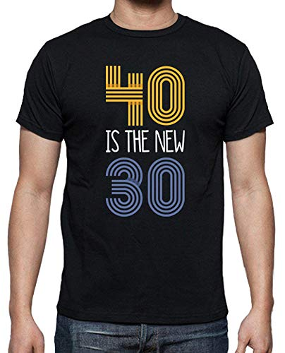 Latostadora - Camiseta 40 Is The New 30