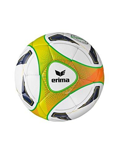 Erima Hybrid Lite 350 Fußball, weiß/Green, 4