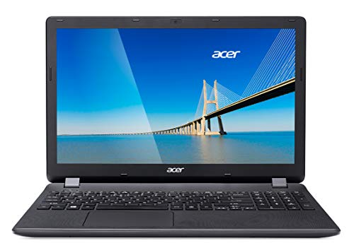 Acer Extensa 15 EX2519-C1AS Notebook con Processore Intel Celeron N3060, Ram 4GB, 500 GB HDD, Display 15.6' HD Acer ComfyView LCD, DVD-Writer, Linux, Nero