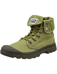 Palladium Baggy Army Training Camp, Zapatillas Altas Unisex Adulto