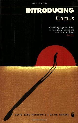 Introducing Camus by David Zane Mairowitz (2007-11-01)