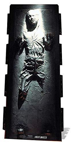 Star Wars Pappaufsteller Han Solo in Carbonite -