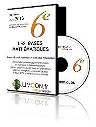 Les bases mathématiques en 6e : Soutien scolaire en vidéos - Maths 6e