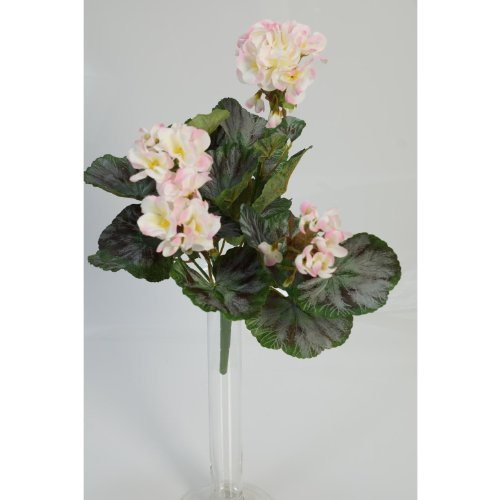 Kunstpflanze Pflanzenart: Geranie