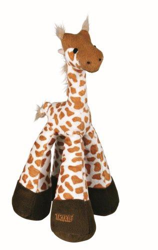 Trixie 35765 Giraffe, langbeinig, Plüsch 33 cm