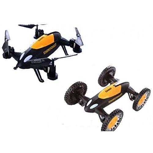 QimmiQ Drone - QID TRANSFORMER